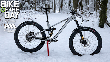 Bike of the Day: Privateer 161