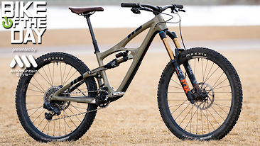 Bike of the Day: Ibis Mojo HD5