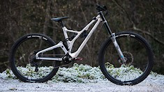 Production Privee and Forestal Collaborate on Wild CNC Frame to Power the Brigade DH Team