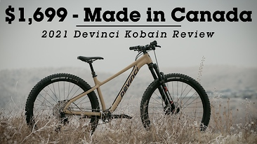 Made in Canada, Ready for the Trail - We Test Devinci's $1,699 Kobain Hardtail