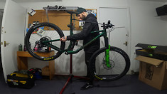 Putting it All Together - Lewis Buchanan Builds His 2021 Norco Optic
