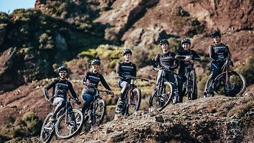 Commencal Enduro Team Announces New Partners and Two New Riders