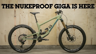 Nukeproof's 2021 Giga Line Has Finally Dropped