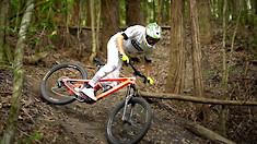 "6'4"", Size Large with 760mm Bars - Jack Moir's Canyon Strive EWS Bike Check"