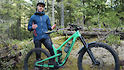 Remy Metailler's Mullet Propain Tyee Bike Check, Complete with Prototype Tires