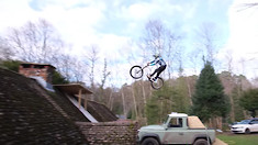 Stuck at Home Once Again, Brendan Fairclough Decides to Jump His House