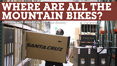 Santa Cruz CEO on the State of the Bike Industry - The Inside Line Podcast