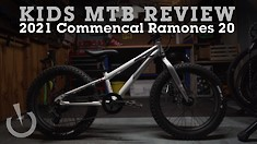 REVIEW - 2021 Commencal Ramones 20