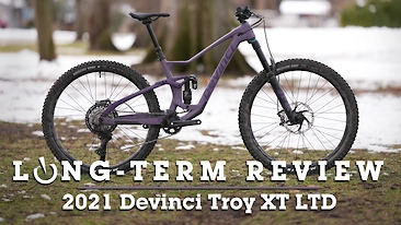 2021 Devinci Troy Long-Term Review