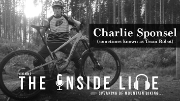 Charlie Sponsel - The Inside Line Podcast