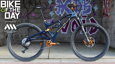 Bike of the Day: Monotrace DIY