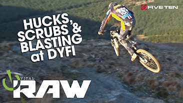 Vital RAW - DFYI Gone Wild with Jim Monro and Crew