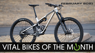 Vital Bikes of the Month, February 2021