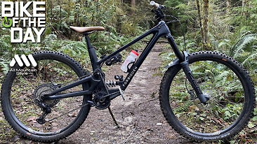 Bike of the Day: Forbidden Dreadnought