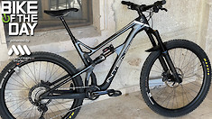 Bike of the Day: Intense Carbine