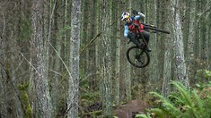 Finn Iles Puts on an Enduro Clinic in the Wet for the Latest Red Bull 'Sound Of Speed'