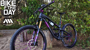 Bike of the Day: Guerrilla Gravity The Smash