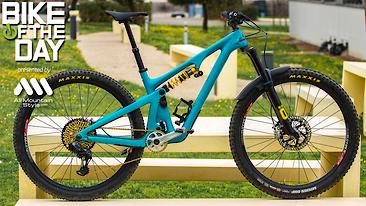 Bike of the Day: Yeti SB130