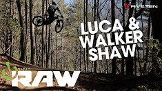 LUCA and WALKER SHAW - Vital RAW, Kanuga Bike Park