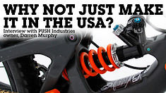 Why Not Just Make MTB Parts in the USA? The Inside Line Podcast