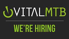 We're Hiring! Vital MTB and Vital MX Sales Representative