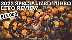 Review - 2022 Specialized Turbo Levo Pro