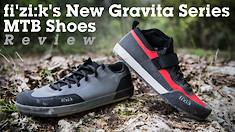 Fizik's New Gravita Series Provides Fresh Take on MTB Shoes - Review