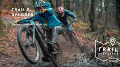 Brendan Fairclough on an e-Bike - Trail E-Xplorer