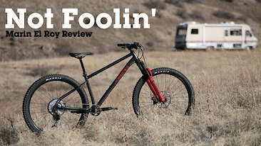 Not Foolin' - Marin El Roy Steel Hardtail Review