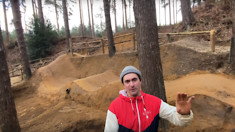From an Overgrown Swamp to an Incredible, Hand-built Pumptrack