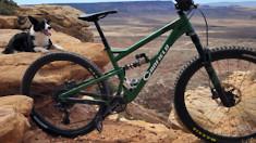STOLEN BIKE ALERT - Canfield Bikes Prototype Stolen in Salt Lake City