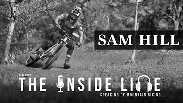 SAM HILL - The Inside Line Podcast