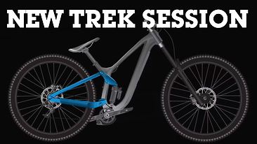 New Trek Session Downhill Bike - The Details and Prices