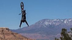 Big Utah Freeride Lines and Jumps with Johny Salido