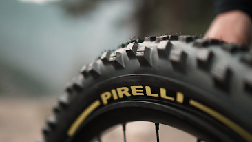 Fabien Barel Is Helping Pirelli Develop a New Line of Gravity Racing Tires