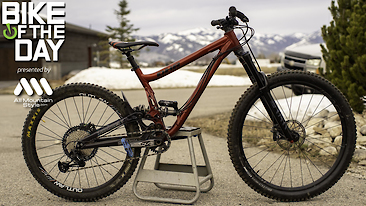 Bike of the Day: Turner DHR 26/29 Franken-Mullet