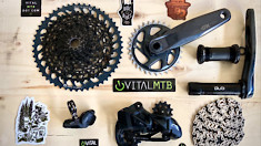 Win a SRAM GX AXS Drivetrain to Help Idaho Trails