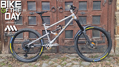 Bike of the Day: Nicolai Geometron G1