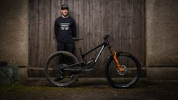 Adam Brayton and Nukeproof: Mr Gas to Flat's 2021 PRO-vateer Program