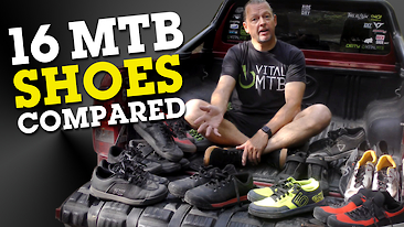 16 MTB Shoes Rounded Up To Figure Out Which One is BEST