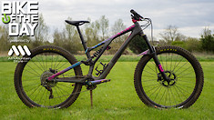 Bike of the Day: Specialized Stumpjumper EVO