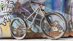 Bike of the Day: FTW Custom