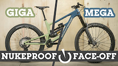 Nukeproof Giga Vs Mega Comparison