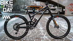 Bike of the Day: Evil The Wreckoning V3