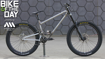 Bike of the Day: Trinity Prototype #1