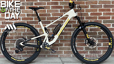 Bike of the Day: Santa Cruz Tallboy