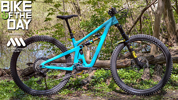 Bike of the Day: Yeti SB150