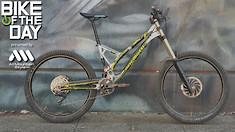 "Bike of the Day: Ancillotti DHY ""Downduro"""