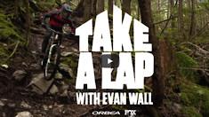 Take a Lap with Evan Wall - Orbea Fox Enduro Team