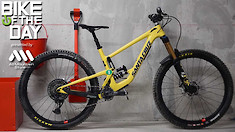Bike of the Day: Santa Cruz Megatower CC